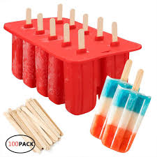 <b>Silicone Ice Cream Mold</b> Popsicle Maker Lolly Mould Ice Cream ...