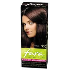 "<b>FARA</b> Natural Colors <b>Краска для волос</b> ""305 каштан"", Арт.305162 ..."