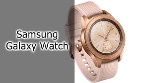 Обзор Samsung Galaxy <b>Watch</b> - YouTube