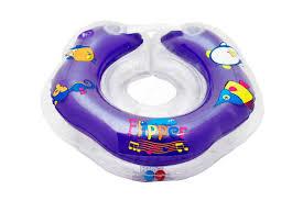 BABY SWIMMER Круг для купания ( 3-12кг) Салатовый Полуцвет ...