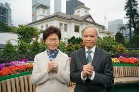 CE delivers Lunar New Year message (with photo/video)