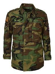 Polo Ralph Lauren Women's Camo Military Style ... - Amazon.com