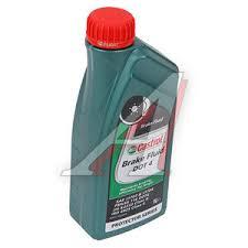 157D5A <b>Жидкость тормозная</b> DOT-4 1л <b>CASTROL</b>