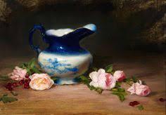 <b>Elizabeth</b> Robbins Pruitt. Голубой <b>кувшин</b> с розами. <b>Elizabeth</b> ...