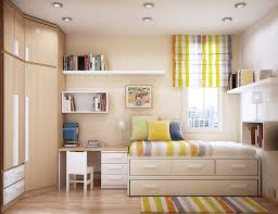 exquisite teenage bedroom with white frame storage bed and wooden study desk along white wooden chair bedroom designs with white furniture