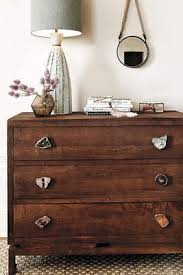these are like geode meets rock climbing drawer pulls from anthropologie though bedroom furniture pulls