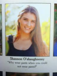 Could These Be The 36 Funniest Senior Yearbook Quotes Of 2014? | SMOSH via Relatably.com