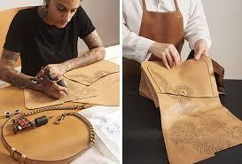 Марка <b>Tod's</b> украсила кожаные сумки татуировками: Стиль ...