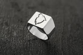 <b>Wolf</b> Signature <b>Ring</b> – TOR