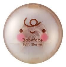 Купить <b>румяна для лица Babyface</b> Petit Blusher 4г It's Skin в ...