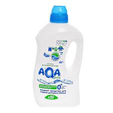 <b>AQA baby Ополаскиватель</b> для детского белья, 1 л.