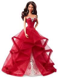 <b>Кукла Barbie Праздничная</b> 2015 <b>Брюнетка</b>, 29 см, CHR78 ...