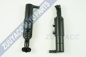 Headlight Sprayer Headlamp Washer Nozzle for <b>Mercedes Benz C</b> ...