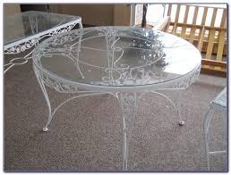 antique wrought iron patio furniture value antique rod iron patio