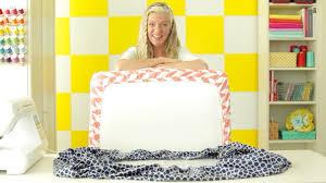 How to make a crib sheet + toddler sheet • two ways - YouTube