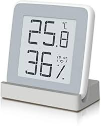 HUCCZ Creative Multi-Function <b>Indoor Room LCD Electronic</b> ...