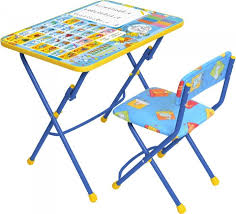<b>Ника</b> Набор <b>мебели</b> (стол+мягкий стул) - Акушерство.Ru