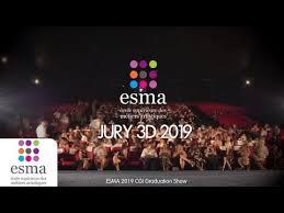 Jury <b>3D 2019</b> - ESMA (CGI Graduation Show) - YouTube