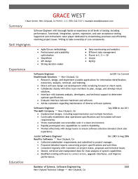 choose resume format and sample