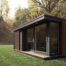 uk garden pods outdoor office building designed by pod space big garden office ian