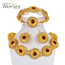 <b>MUKUN 2019</b> NEW Big Chain Jewelry Sets For <b>Women</b> African ...