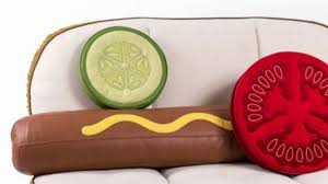 Neiman <b>Marcus</b> is selling <b>hot</b> dog couch, burger chair