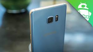 Galaxy Note 7 <b>Color</b> Comparison: <b>Gold</b>, <b>Silver</b>, <b>Black</b> & Blue, Oh My ...