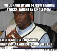 millionaire by age 14 from trading stocks, taught by single mom ... via Relatably.com