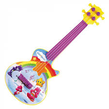 Гитара с медиатором. ТМ <b>Care Bears</b> — Игрушки