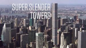 Engineering <b>Super Slender</b> Towers - YouTube