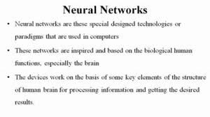 Architectures of Neural Networks   Computer Science Homework Help by Classof  com