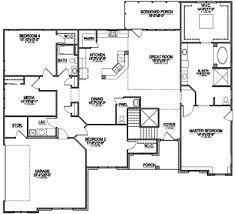 Best Single Floor House Plans   Free Online Image House Plans    Most Popular Home Floor Plans on best single floor house plans