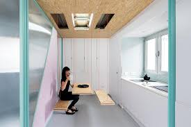 loft apartment with hidden furniture and storage huh apartment storage furniture