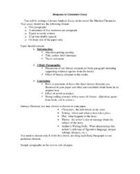 comparison of macbeth an lord of the flies with macbeth essay    college essay  response to literature essay  character sketch of macbeth essay introduction  macbeth