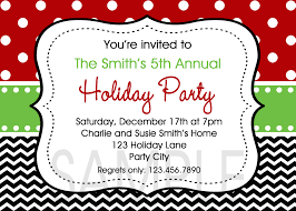 christmas party invitation templates com christmas party invitation templates gorgeous combination of various color on your party 14