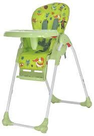 Купить <b>Стульчик для кормления everflo</b> Forest Q35 green по ...
