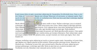 LibreOffice HOW TO double space text YouTube LibreOffice HOW TO double space