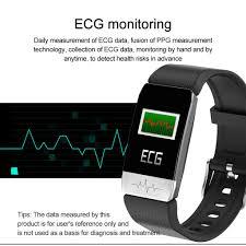 <b>New T1 smart watch</b> body temperature measurement bracelet ECG ...
