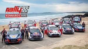 Kennards Hire Rally Australia - Route and Facts - Calendar