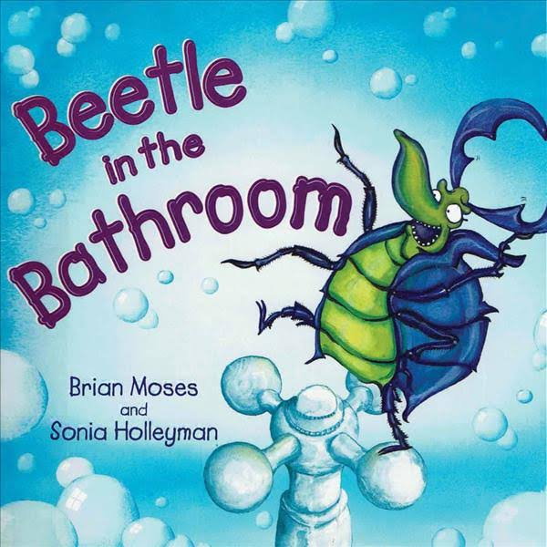Image result for beetle in the bathroom book