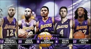 <b>Real Laker fans</b> remember what we've endured over the past few ...