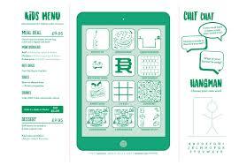 burger revolution restaurant in bishop s stortford kids menu