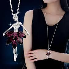 Купите ballerina pendant онлайн в приложении AliExpress ...