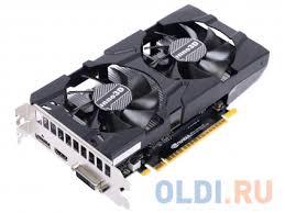 <b>Видеокарта Inno3D GeForce GTX</b> 1050 Ti Twin X2 N105T-1DDV ...