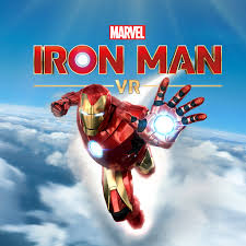 Marvel's <b>Iron Man</b> VR