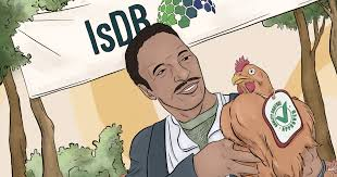 <b>Birds Of A Feather</b> | IsDB