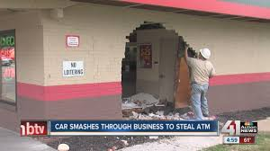 kansas city police investigating atm smash and grab at speedy kansas city police investigating atm smash and grab at speedy cash