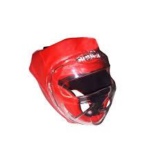<b>Шлем</b> для рукопашного боя <b>с</b> маской (кожзаменитель <b>р</b>-<b>р S</b>, М, L ...