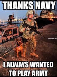 Thanks Army - Navy Memes - clean mandatory fun via Relatably.com