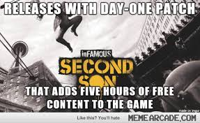 Misunderstood inFamous: Second Son - Meme Arcade via Relatably.com